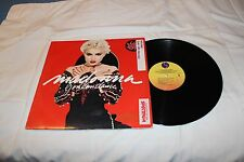 Madonna Gold Stamp Promo LP-YOU CAN DANCE