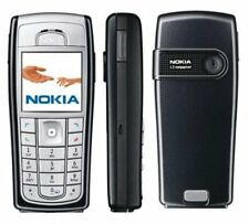 CHEAP NOKIA 6230i SIMPLE MOBILE PHONE - UNLOCKED WITH NEW CHARGAR AND WARRANTY.