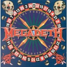 Megadeth:Capitol Punishment : The Megadeth Years - CD