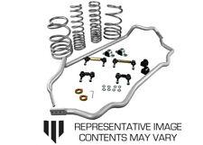 Fits 2013-2013 Ford Focus WhiteLine Coil Spring / Stabilizer Bar Kit