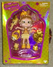 SDCC 2016 Exclusive Limited Edition Shopkins Shoppies Jessicake doll figure VHTF