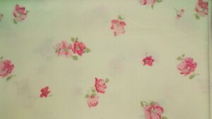 Laura Ashley Pink Abbeville Fabric