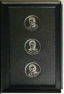 1997 NHL Hockey Hall of Fame Induction Sterling Silver Coin Box Set (3) Lemieux