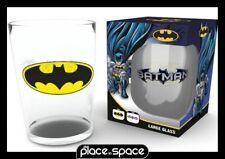 DC COMICS Batman Logo De Vidrio De 500 Ml
