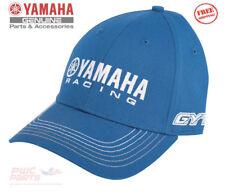 YAMAHA RACING Hat GYTR Blue Cotton MC ATV MX SxS YZ YXZ1000R Cap CRP-18HYR-BL-NS