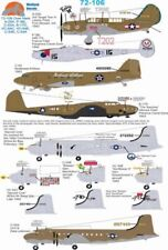 Lightning Military Aircraft Model Kit Decals