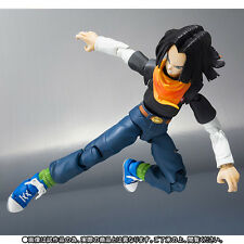 Bandai Dragon Ball Z Tamashii SHF S.H.Figuarts/SHF Android No.17 Figure DBZ196