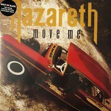 Move Me  by Nazareth (180g LTD. Coloured Vinyl 2LP),2014 Plastic Head / rcv111lp
