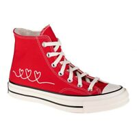 Converse VDay Chuck 70 High Top W 171117C rosso