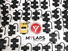 Authentic AMB-IT / TR2 MYLAPS Transponder Bracket Holder & Clip From MyLaps