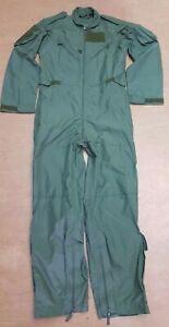 Genuine Latest Issue RAF Aramid Surplus Sage Green Flight Suit 170/96/74 M