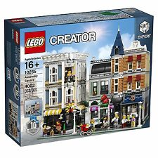 2017 New LEGO Assembly Square 10255 CREATOR Expert Modular Building Set NEW