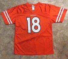 NFL Team Apparel Youth Peyton Manning Jersey Denver Broncos XL 18-20