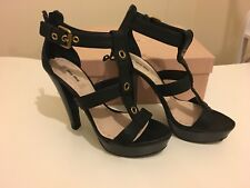 Miu Miu High Heeled Sandals - Size 39.5 - Worn Once