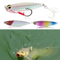 Metal Fishing Lures 10g/15g/20g Lead Fishing Baits Metal Jigging Fishing Lure~