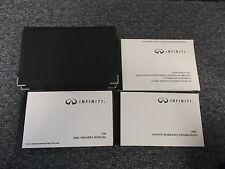 2001 Infiniti I30 Factory Original Owner's Owners User Guide Manual 3.0L Sedan