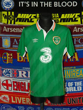 5/5 Ireland (Eire) adults L 2016 MINT football shirt jersey trikot soccer ..