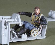 1/32 Scale resin model kitWWII Joseph Prerller - German fighter ace