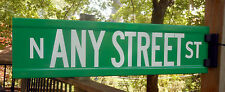 Chicago Reproduction Street Sign - Custom Name or Place ***NEW***