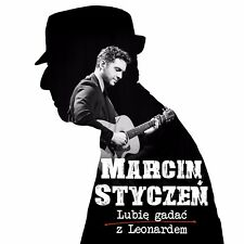 MARCIN STYCZEN LEONARD COHEN - POLISH COVER VERSIONS NEW RARE CD (2017)