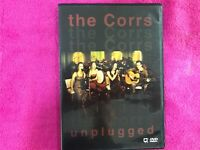 THE CORRS DVD UNPLUGGED MTV