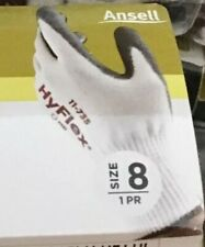 ansell hyflex cut Proof gloves 6 Pairs
