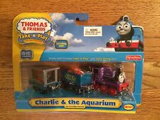 Charlie & the Aquarium  for the Thomas & Friends Take-N-Play Die-Cast Series