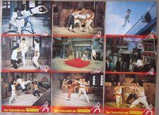 DIE TODESFALLE DER SHAOLIN - Aushangfotos Lobbycards - SHAW BROS Chang Cheh