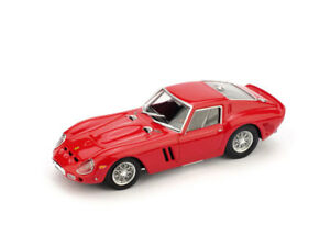 Miniature Ferrari 250 GTO Rosso 1962 1:43