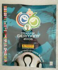 Panini - FIFA WORLD CUP - MONDIALI CALCIO - GERMANY 2006 - album completo