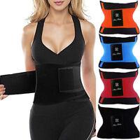 Xtreme Belt Power Sweat Slimming Body Shaper Waist Trainer Trimmer Girdle Corset