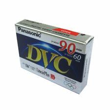 Panasonic DVC 60 Mini DV Tape Cassette LP90 Brand New Made in Japan DVM60