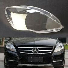 For Mercedes-Benz W251 R300 R320 R350 R400 2009 ~ 2017 Car Headlamp Clear Lens