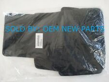 Fits 2014-2018 Cadillac CTS Sedan GM All Weather Cargo Floor Mat Black Logo