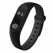 M2 Bluetooth Health Smart Band Fitness Tracker Heart Rate Sensor.