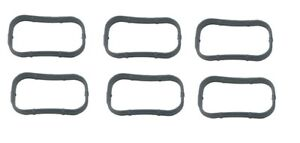 6 X New Upper Intake Manifold Plenum Gaskets For Chrysler 300 Dodge Challenger