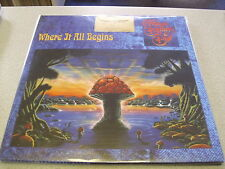 The Allman Brothers Band - Where It All Begin - 180g audiophile etched 2LP Vinyl