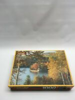 NEW  Kodacolor 1000 pc Puzzle    WYMAN LAKE  BINGHAM MAINE