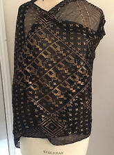 Art Deco Assuit Egyptian Shawl
