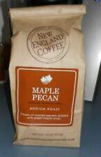 NEW ENGLAND MAPLE PECAN GROUND COFFEE 1LB. BAG MEDIUM ROAST FLAVORED