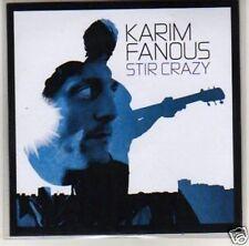 (J341) Karim Fanous, Stir Crazy - DJ CD