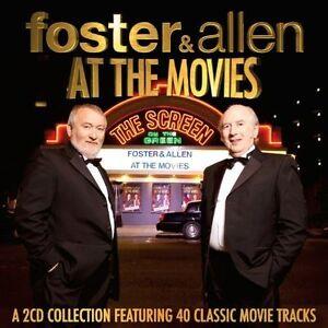 2 CD ALBUM - Foster & Allen - At the Movies (2007)