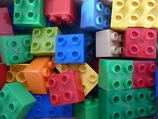 Lego Duplo Steine SUPER SET - 30 Steine - 8er & 4er Noppen im bunten Mix - TOP !