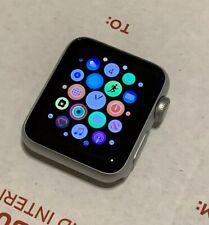 Apple Watch Series 3 Nike+ 38mm Silver Aluminium Case *Tested, Warranty!*