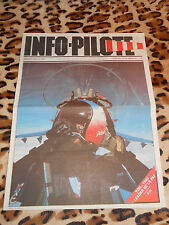 REVUE - INFO-PILOTE n° 406, janv. 1990 - Top... 1990, leader de la PAF