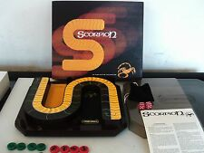 VINTAGE DICE STRATEGY BOARD GAME SPEARS GAMES SCORPION 1980'S
