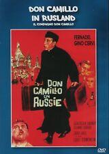 Fernandel : Don Camillo in Rusland / Il Compagno Don Camillo (DVD)