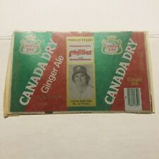 NEW 1979 Steve Carlton Philadelphia Phillies #32 Canada Dry Ginger Ale Can Flat