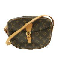 LOUIS VUITTON Monogram Jeune Fille PM Shoulder Bag M51227 LV Auth 15748
