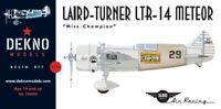 "Laird Turner LTR-14 ""Miss Champion"" - DEKNO models - 1/72 - resin kit"